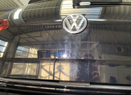 contaminatie lak VW Golf