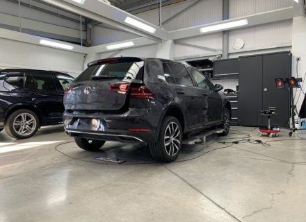 Hard Wax Lakverzegeling VW Golf