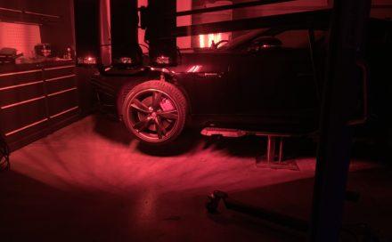 Hoogwaardige nano keramische auto coating