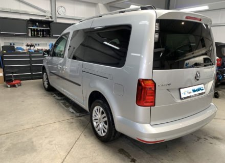 Hard Wax Lakverzegeling VW Caddy