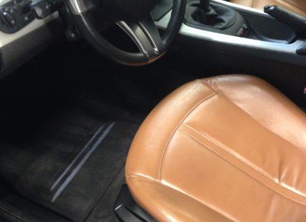 interieur reiniging BMW na